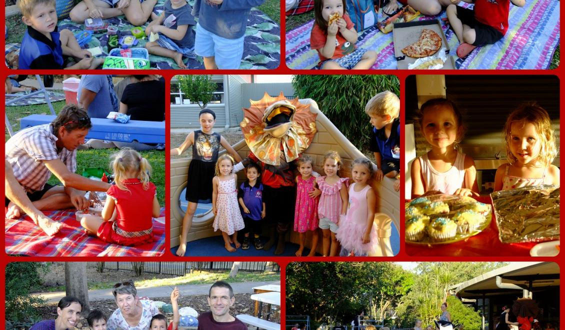 Preschool Family Picnic night